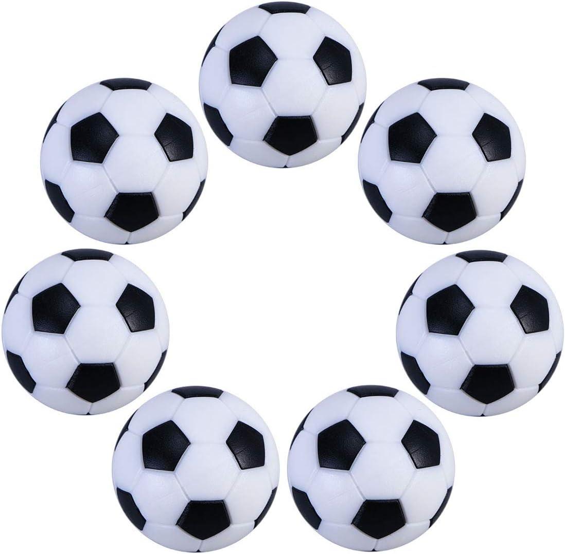 VORCOOL 6pcs Fútbol Futbolín de Mesa para Actividades Deportivas ...