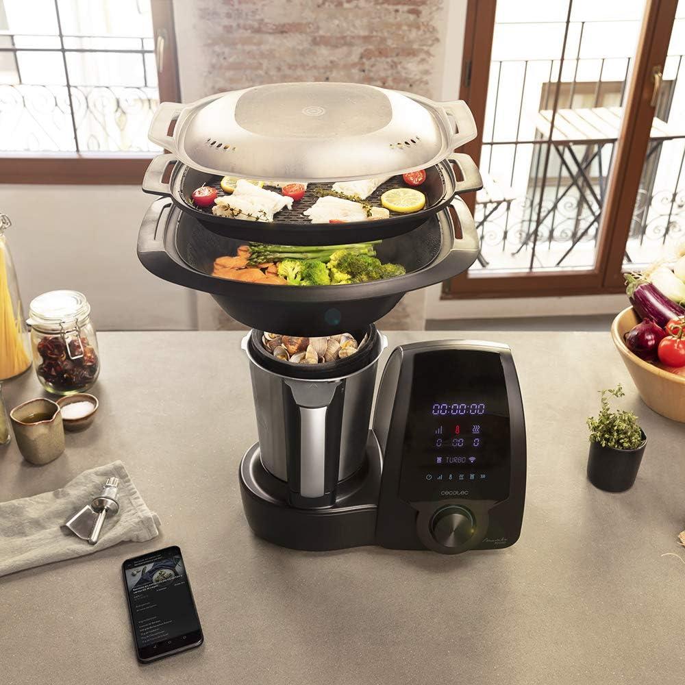robot de cocina cecotec mambo 10090