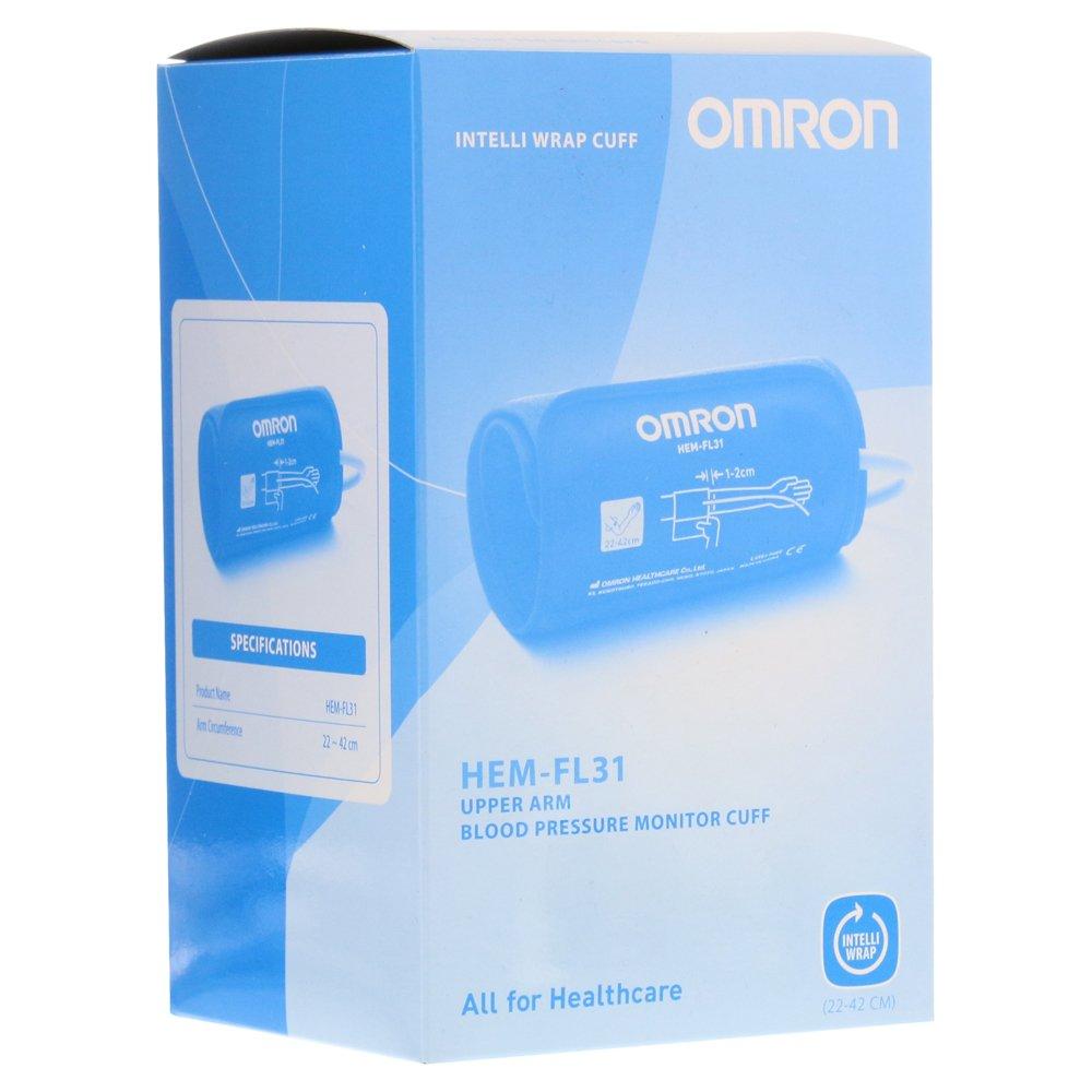 Omron Intelli Wrap M6 COMF Tensiómetro de brazo, 22-42 cm: Amazon.es: Salud y cuidado personal