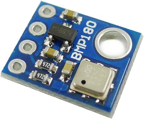 Aihasd Gy 68 Bmp180 Druck Sensor Modul Drucksensormodul Elektronik
