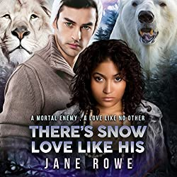 There's Snow Love Like His: A BWWM BBW Forbidden Shifter Romance for Adults