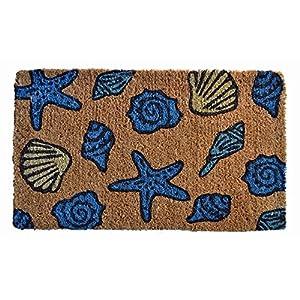 61x1lb7Hl4L._SS300_ 100+ Beach Doormats and Coastal Doormats