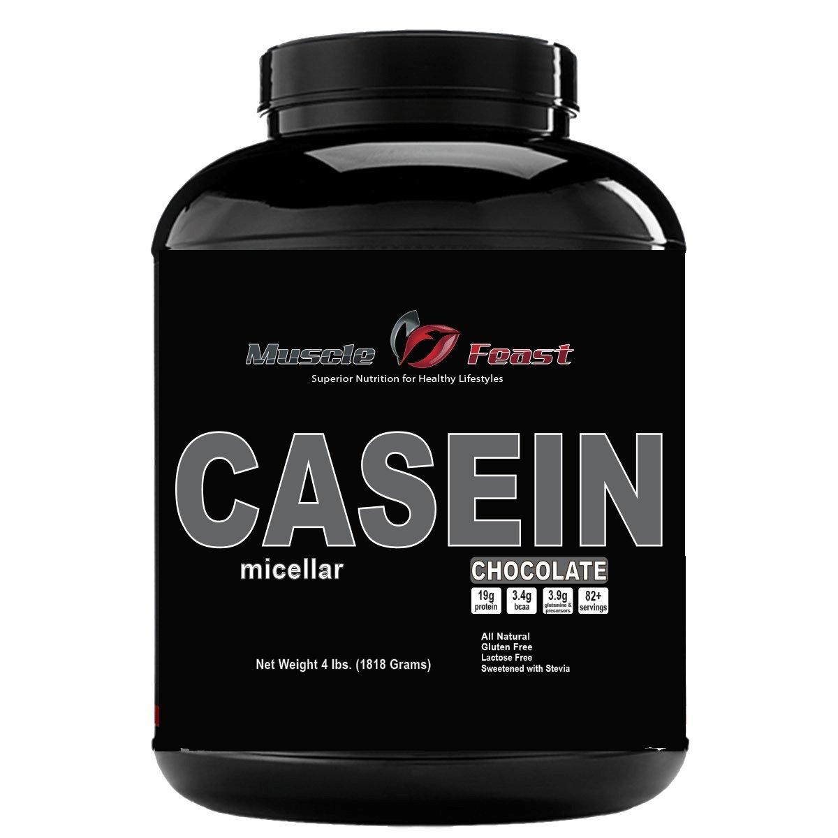 Micellar Casein - 4lbs (Chocolate)