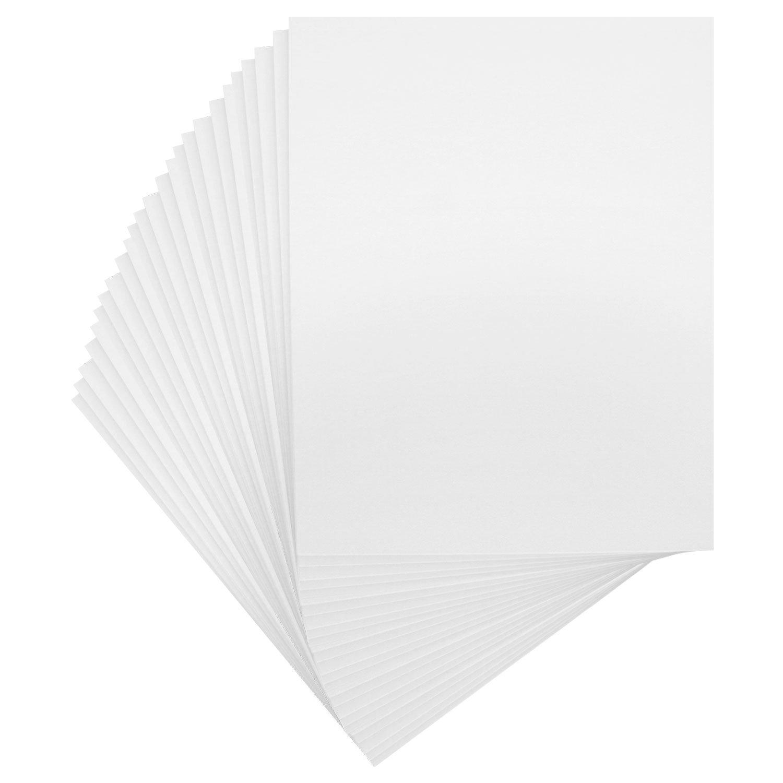 Us Art Supply Art Mats Acid Free Pre Cut 5x7 White Picture