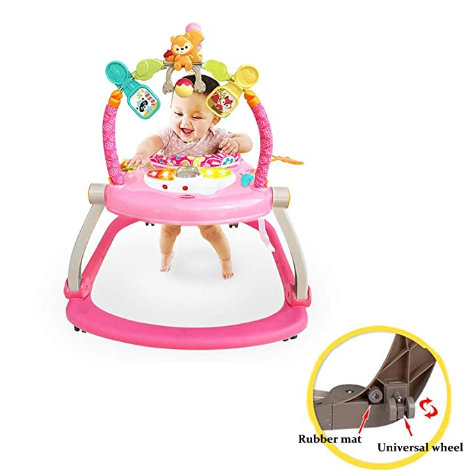 HBIAO Andador Bebe Primeros Pasos, 6-18Months Baby Balance ...