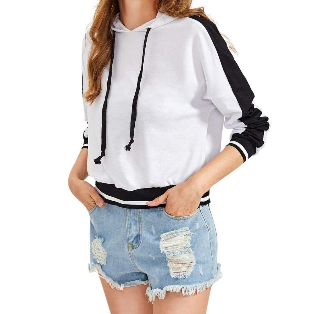 Hoodie Sweatshirt Women MITIY Fall Pullover Long Sleeves Jumper Tops Coat