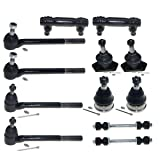 DLZ 12 Pcs Front Suspension Kit-Lower Upper Ball