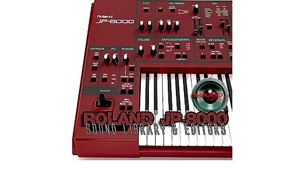 para ROLAND JP-8000 Gran Fábrica Original & NUEVO Creado ...