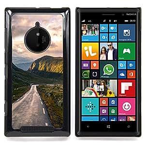 SKCASE Center / Funda Carcasa protectora - Montañas Iconic;;;;;;;; - Nokia Lumia 830