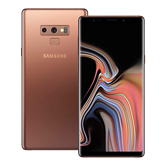 f342843786ea Amazon.com  Samsung Galaxy Note 9 (SM-N960F DS) 6GB   128GB ...