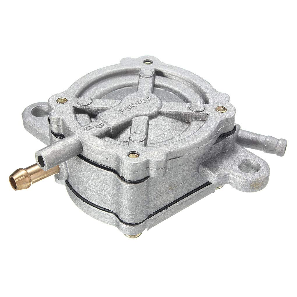 Republe Vacuum Fuel Pump Valve Switch Compatible for GY6 125cc 150cc Moped Scooter ATV Tank Petcock