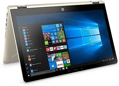 "2017 HP X360 Business Flagship Laptop PC 15.6"" FHD IPS TouchScreen Intel i5-7200U Processor 12GB RAM 1TB HDD 802.11AC Backlit-Keyboard Bluetooth B&O Audio Windows 10-Silver"