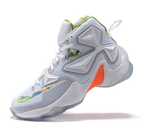 403d19f20abf Men s Lebron XIII Shoes Lebron 13 Basketball Shoes - Easter  Amazon ...