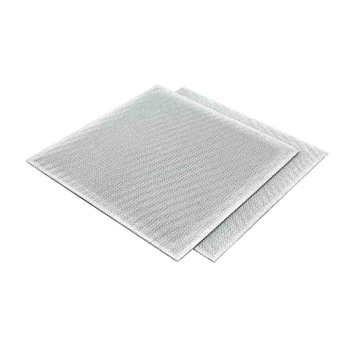 Metallfettfiltermatte Universal 570x470mm Filtermatte Metall Dunstabzugshaube