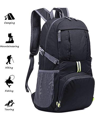 b7decb61a9 10 · Netspower Zaino da Escursione 40L, Zaino da Viaggio Leggero e da  Trekking, Materiale è