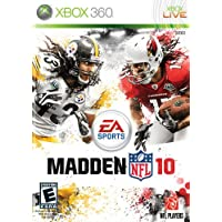 Madden NFL 10 / Game - Xbox 360