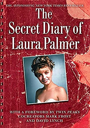 book cover of The Secret Diary of Laura Palmer