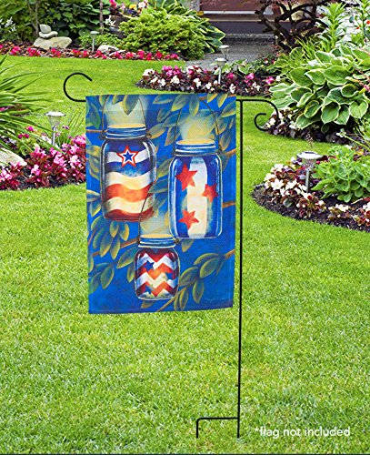Briarwood Lane Wrought Iron Black Garden Flag Stand 38'' H by Briarwood Lane (Image #2)