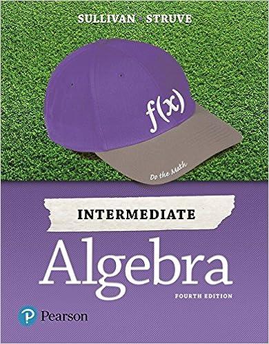Intermediate algebra 4th edition michael sullivan iii katherine intermediate algebra 4th edition 4th edition fandeluxe Images