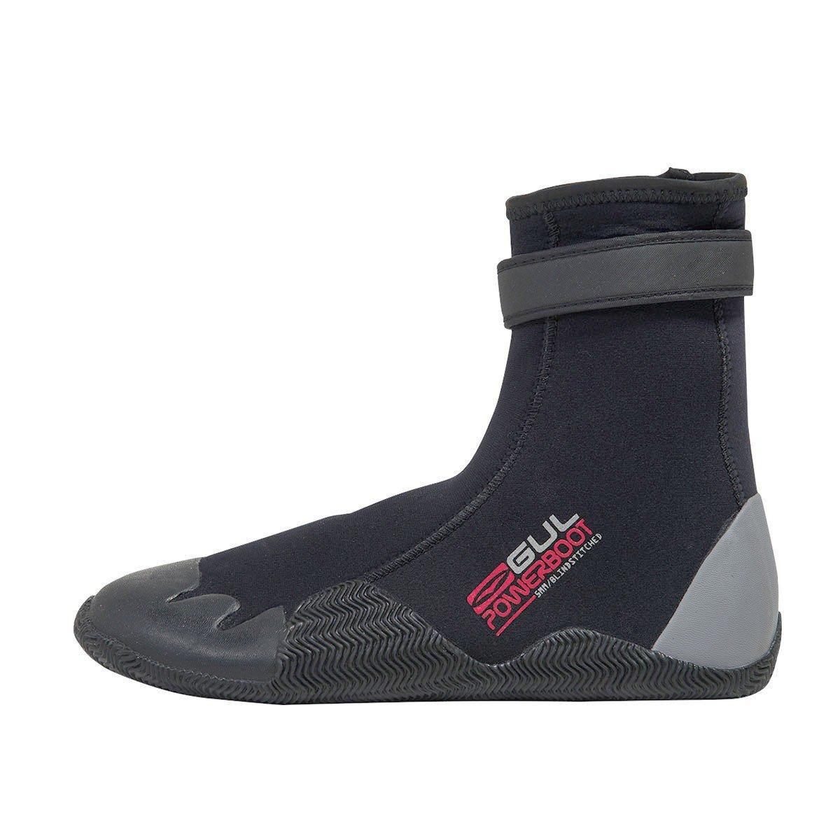 Adults Gul Watersports 5mm Dura-Flex Neoprene Wetsuit Boots