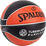Spalding TF 500 Euroleague basketball ball official size 7 (29.5)