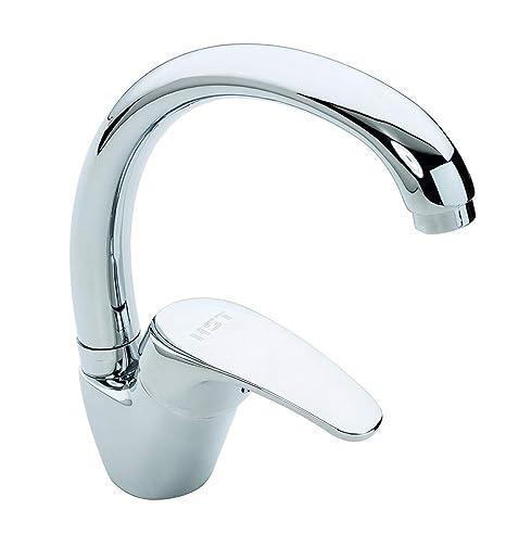 Niederdruck Küche Spüle Einhebel Armatur Wasserhahn Chrom HSTA48-E ...