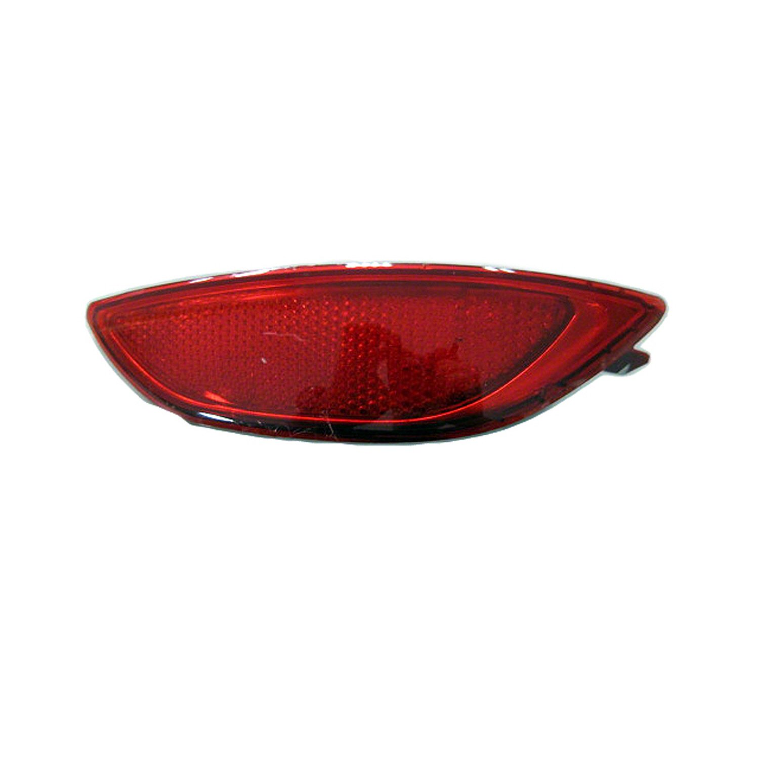 PartsChannel OE Replacement Bumper Cover Reflector HYUNDAI VELOSTER HY1185106OE