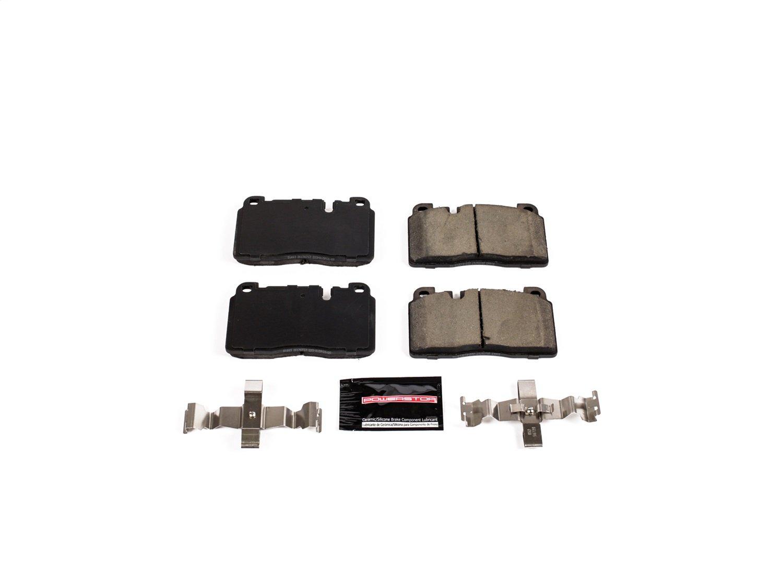 Power Stop Z23-1663 Z23 Evolution Sport Brake Pad