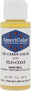 Americolor Flo Coat Food Color, 2oz.(56.7g), Clear