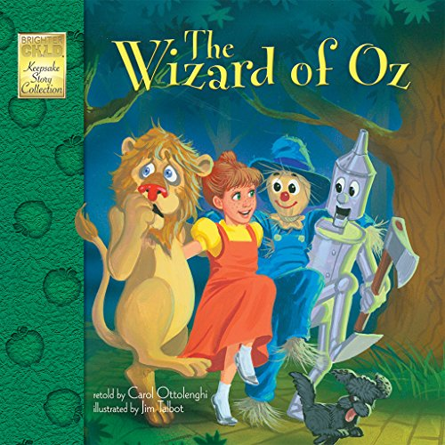 B.O.O.K The Wizard of Oz (Keepsake Stories)<br />DOC