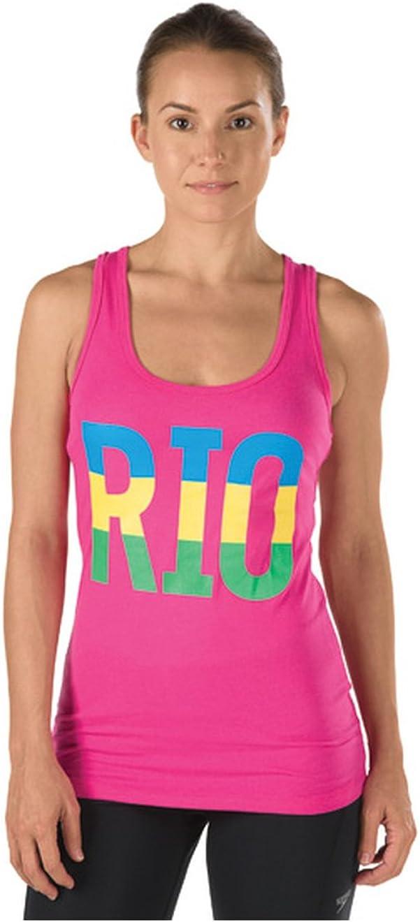 Speedo Womens Female Rio Tank