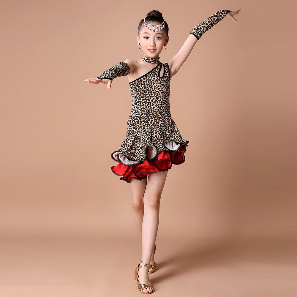❤️ Robe de Filles /Ét/é Amlaiworld Enfants Filles Robe de Ballet Latine F/ête V/êtements de Danse Costumes de Danse de Salon pour 2-13Ans Fille