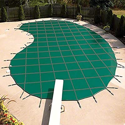 Durable Lightweight Rectangle Safety Inground Swimming Pool Cover review