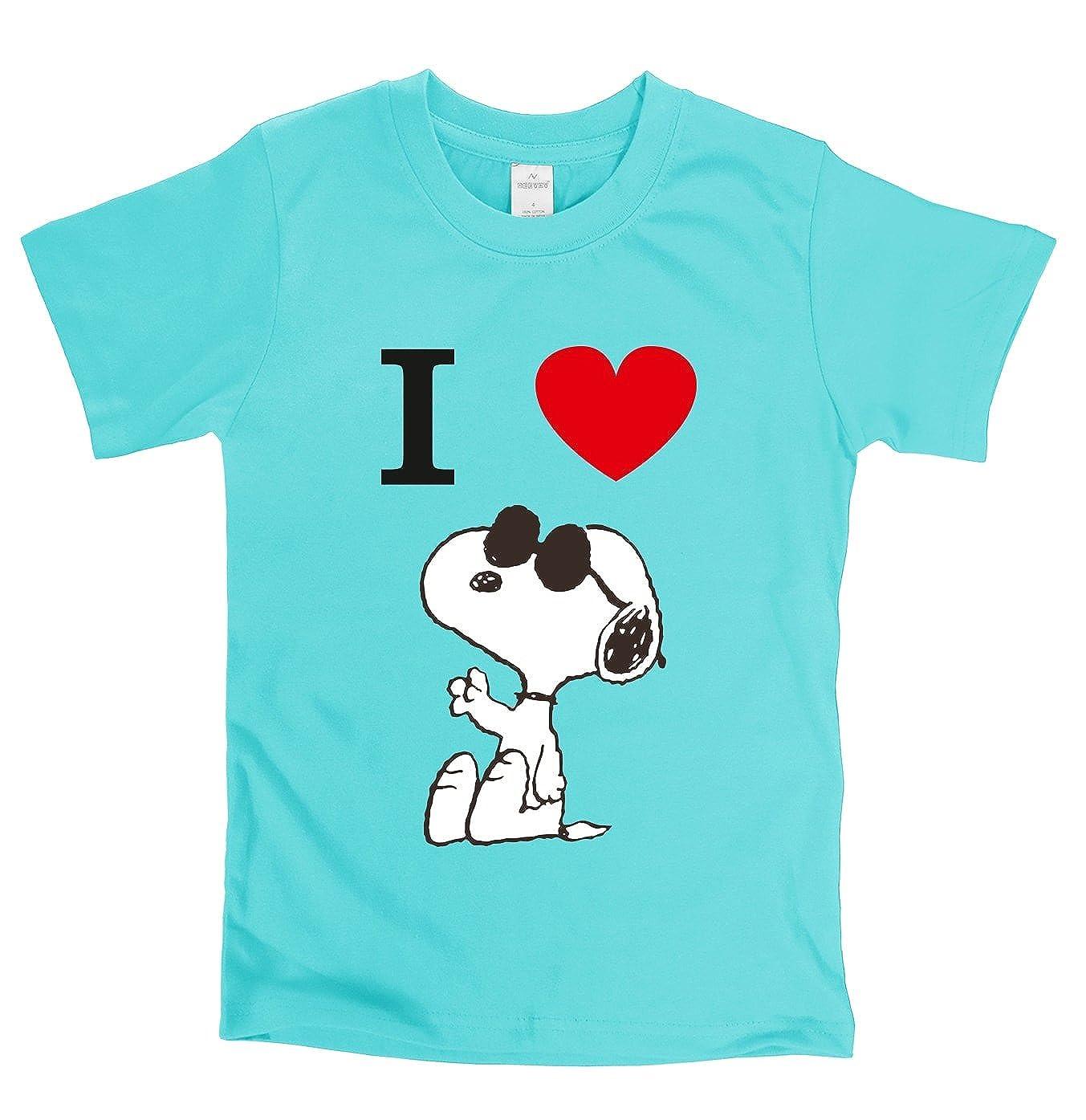I Love Heart Peanuts T-Shirt