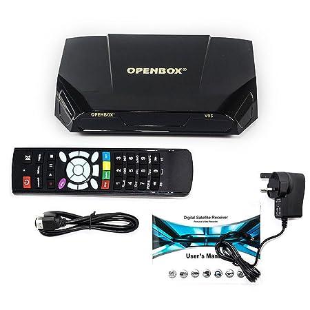 Latest Openbox V9S Digital Freesat PVR Full HD 1080 TV: Amazon co uk