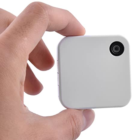 Amazon.com: eDealMax Clip de vídeo Digital Mini 1080P Full HD w función de conexión Wi-Fi Cámara Para llevar Autorizado por Qlippie: Electronics