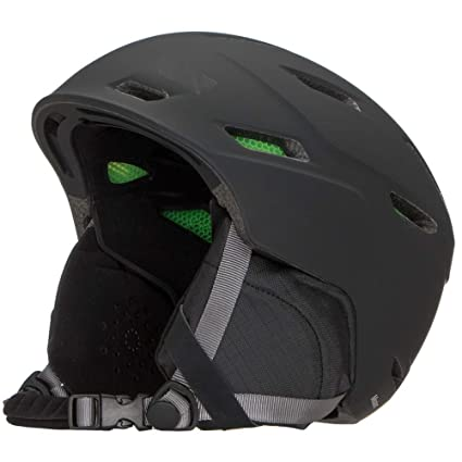 Amazon.com  Smith Optics Mission Adult Snow Helmet  Sports   Outdoors b81c4247f9f