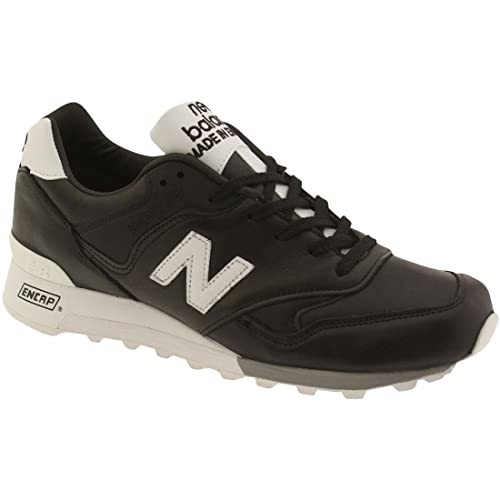 Genuine New Balance M577 Black/White