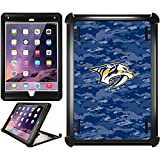 OtterBox iPad Air 2 Black Defender Series Case with Nashville Predators Digi Camo Color Design by Coveroo