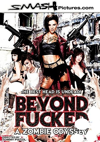Topmoderne Beyond Fucked - A Zombie Odyssey Tommy Pistol - Smash Pictures HC-77