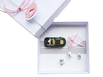 Amazon De Schnurzpieps Geldgeschenk Verpackung Fur Hochzeit Auto