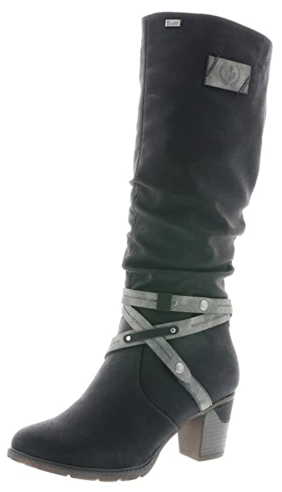 low priced 7852b 88d42 Rieker Damen 96054 Stiefel