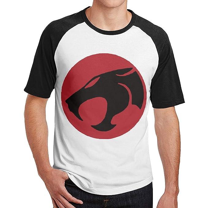 Men's Thundercats Big Logo Raglan Sleeve Tee, S to XXL