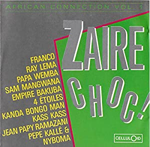 """Afficher """"African connection n° vol. 1"""""""