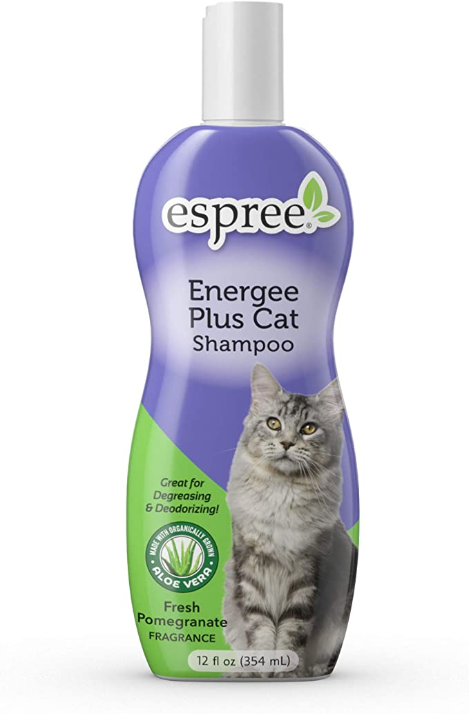 Champú para gatos Espree Energee Plus: Amazon.es: Productos para mascotas