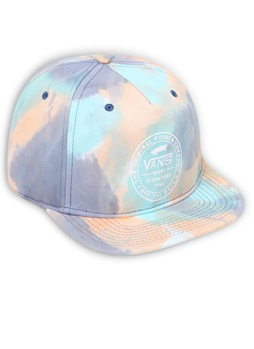 6e8f867f33ea6f Vans Off The Wall Unisex Snapback Hat at Amazon Men s Clothing store