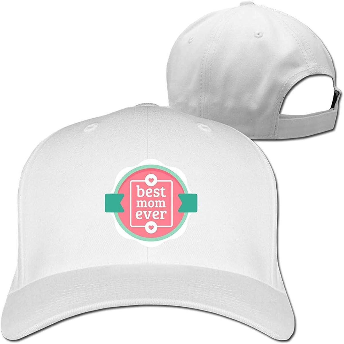 Personalized Super Mom Adjustable Cap for Men Women,Black,Sombreros y Gorras