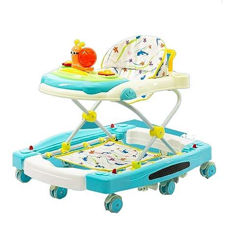 YUMEIGE Andadores Andador para Bebés, carga regulable en ...