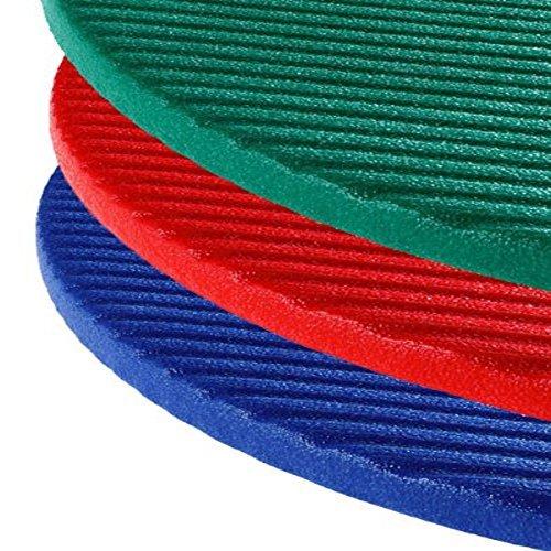Airex Corona mat, blue, 72'' x 39'' x 5/8'' by Airex