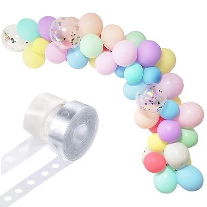 Globos De Latex Sirena Decoracion Cumpleaños Baby SHower Para Niñas 112 Pcs Set
